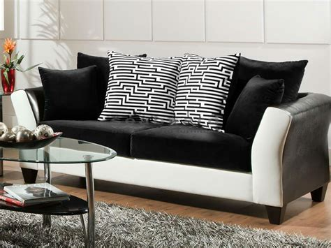 black and white sectional sofa black and white sofa set living room furniture sets black
