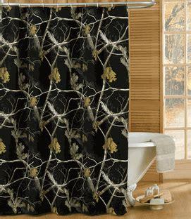 camo bathroom decor realtree ap black shower curtaincamo trading