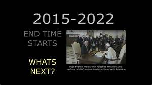 Pope Francis starts 7 year end time prophecy - WW3 with ...