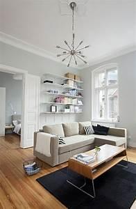 kleines wohnzimmer einrichten 20 ideen f r mehr ger umigkeit With kleines wohnzimmer gestalten
