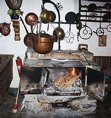 Holzofen Für Die Küche by Holzheizung