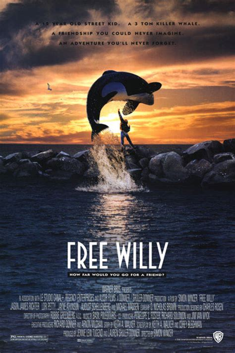 'Free Willy' Anniversary Celebrated With Famous Animal ...