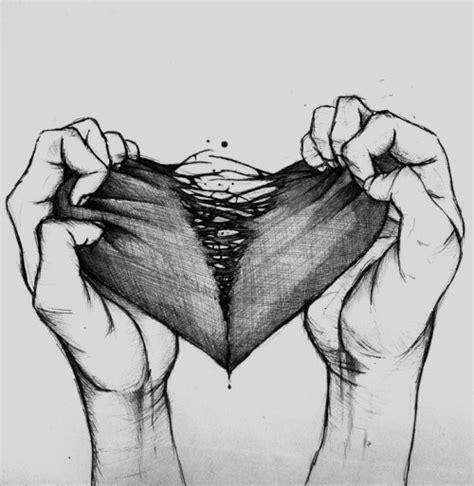 love drawing illustration art black  white sad cool