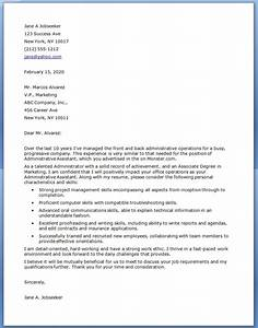 Medical administrative assistant cover letter examples for Executive assistant cover letter 2014