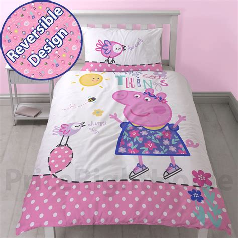 Piumone Per Bambini by Peppa Pig George Trapunta Piumone Cover Bambini Letto
