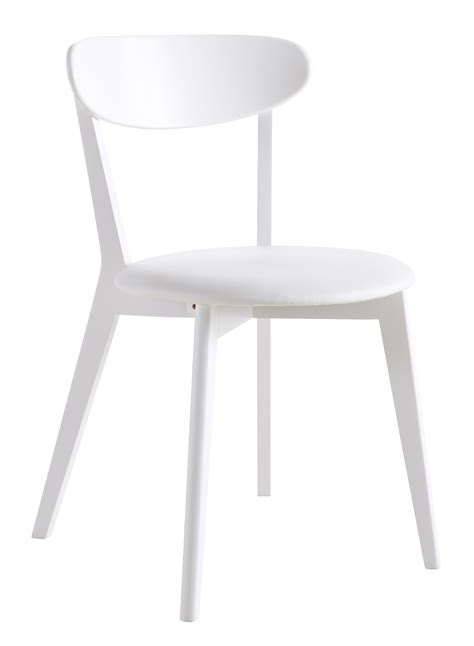 chaise blanche cuisine chaises cuisine blanches but