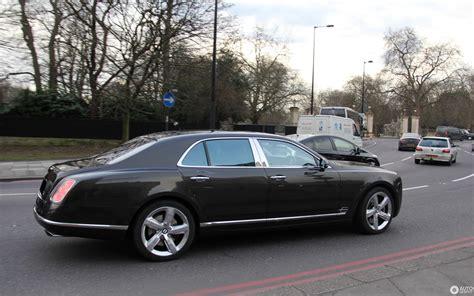 Bentley Mulsanne Speed 2015  4 March 2018 Autogespot