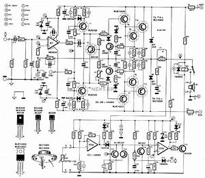 Audio Stereo Circuit Page 6   Audio Circuits    Next Gr