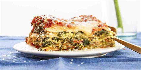 Easiest Ever Spinach Lasagna