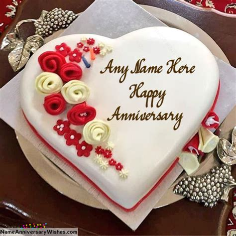 happy wedding anniversary cakes   happy anniversary cakes pinterest
