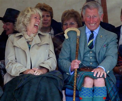 charles  camilla attend annual mey games zimbio