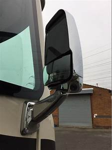 American Motorhome Parts Velvac Mirror Inc  Camera Passenger Side
