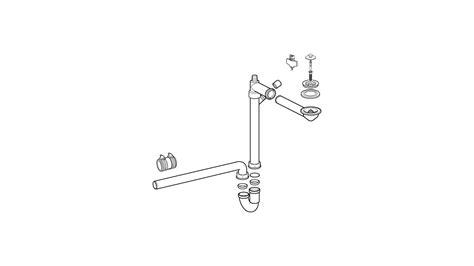 assemble ikea water trap  north america youtube
