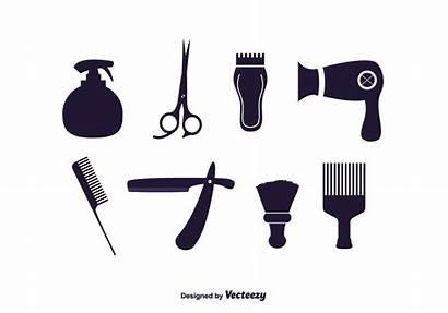 Barber Tools Vecteezy Clip Graphics Personal