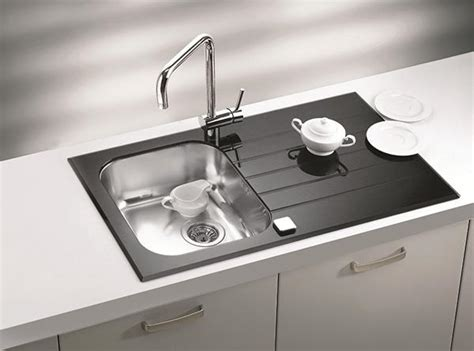 modern kitchen sinks images black kitchen sinks countertops and faucets 25 ideas