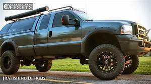 2006 Ford F 250 Super Duty Xd Xd820 Heavy Metal Suspension Lift 6in