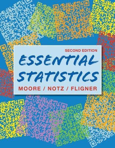Essential Statistics Weeseecrunchit! Access Card By