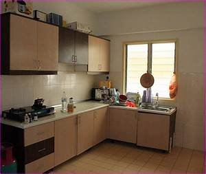 Very Simple Kitchen Design - [peenmedia com]