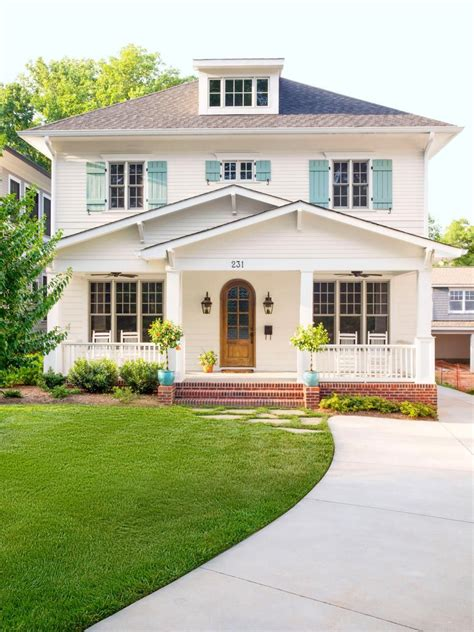 curb appeal ideas from charlotte north carolina hgtv