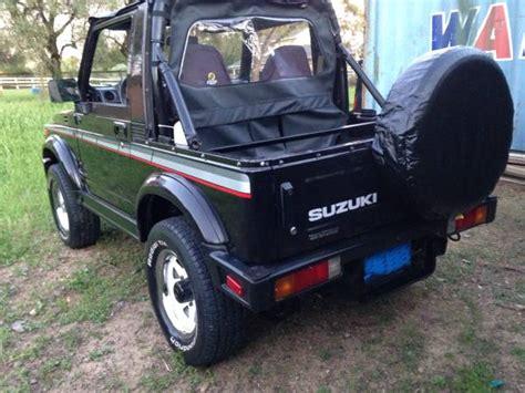 Sacramento Suzuki by 1987 Suzuki Samurai Softop For Sale In Sacramento California