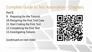 Test Automation Maturity Model  Israel Test Automation