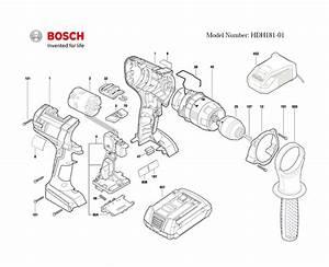 Buy Bosch Hdh181