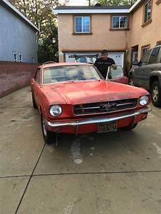 1st generation classic 1965 Ford Mustang V8 4spd For Sale - MustangCarPlace