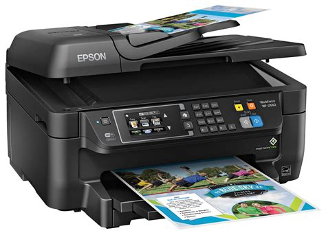 Epson Expands WorkForce Printing Solutions for Home and