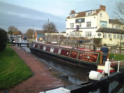 Steamboat Long Eaton by Trent Lock And The Steamboat Sawley 169 Patrick A