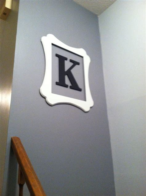 pin  shelley wilson mcgee  wooden letters pinterest