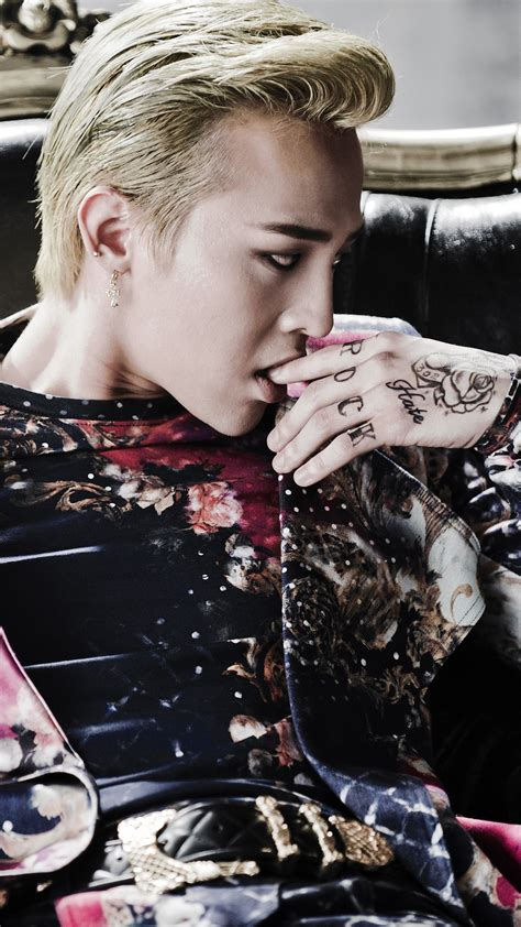 gdragon kpop  bigbang wallpaper