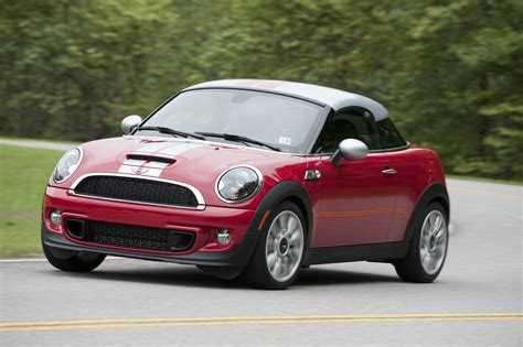 Mini Cooper Car : Mini Coupe And Roadster Going Away To Make Room For New