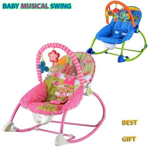 chaise musicale bebe achetez en gros swing chaise enfants en ligne à des