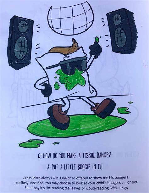 haha coloring joke book coping skills  kids