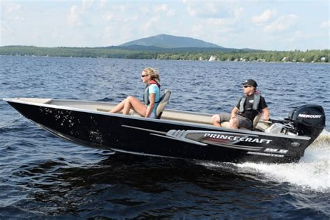 Princecraft Boats by Research 2014 Princecraft Boats Resorter Dlx Bt On