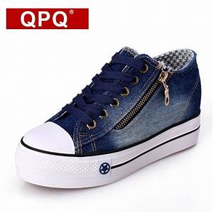 QPQ Free Shipping 2017 New Canvas Shoes Fashion Leisure ...
