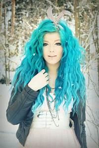 Bright Blue Hair Color Wwwimgkidcom The Image Kid