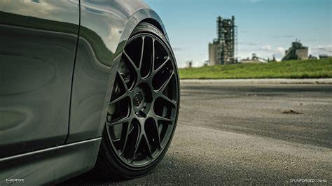 bmw f30 3series spunforged fs77 wheels