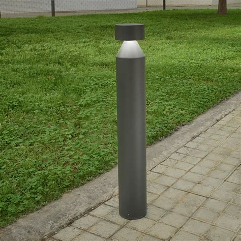 Ledsc4 Outdoor Cilin Bollard (led)  Eames Lighting