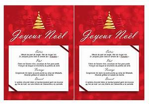 Idee Menu Noel : superb idee de menu noel 12 kit no l sapin homeezy ~ Melissatoandfro.com Idées de Décoration
