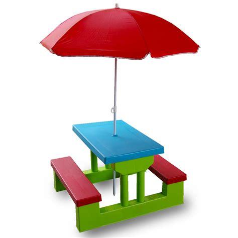 kids plastic picnic table little tikes folding plastic picnic table for children