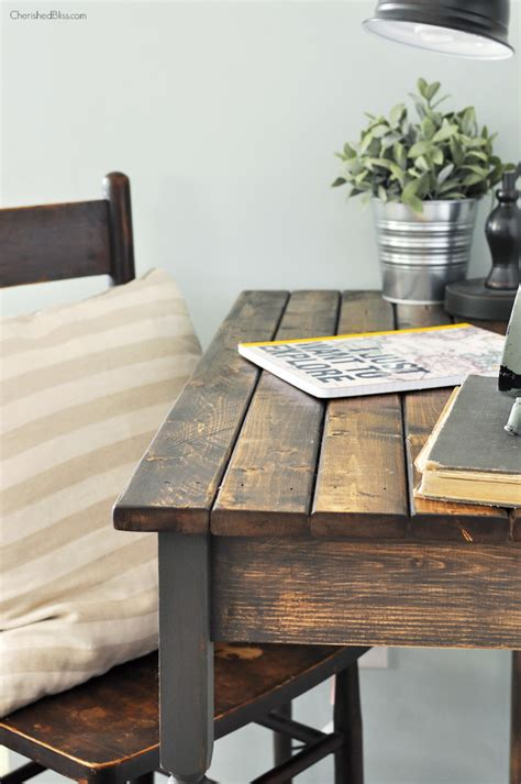 easy to make desk 25 stylish diy desks
