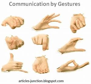 Image Gallery Nonverbal Symbols