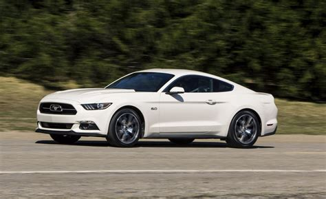 year ford mustang 2015 ford mustang 50 year limited edition headed for