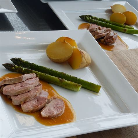 cuisine magret de canard recette de magret de canard la cuisine vip