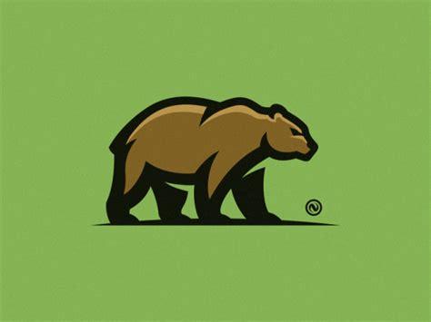 Logo Design, Bear Logo, Logos