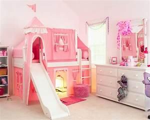 Deco Chambre Fille Princesse : deco chambre petite fille princesse evtod ~ Teatrodelosmanantiales.com Idées de Décoration