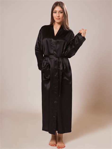 robe de chambre satin femme luxurious silk robes for