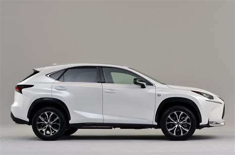 Nx Picture by 2015 Lexus Nx Has A Waterfall At The Front Pakwheels