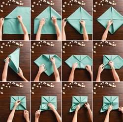 pliages de serviettes faciles pour une table de f 234 te inoubliable 10 id 233 es